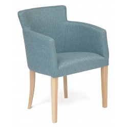 Кресло КНЕЗ KNEZ Paris синий кварц 10991