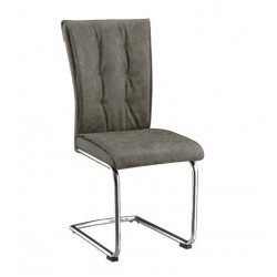 Стул ТАЛСА TALSA с мягким сиденьем МК-4321-DG