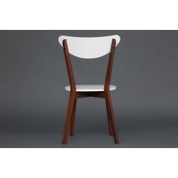 Стул МАКСИ MAXI brown c жестким сиденьем