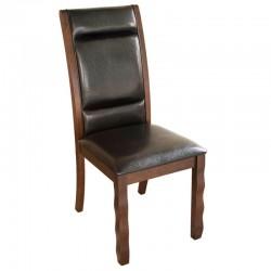 Стул с мягким сиденьем 9212 MK-1519-CP