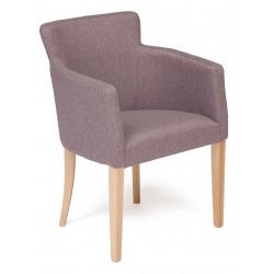 Кресло КНЕЗ KNEZ Paris розовый кварц 10992