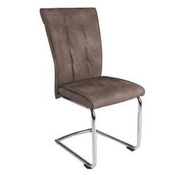Стул ТАЛСА TALSA с мягким сиденьем MK-4321-BR