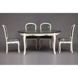 Стол раскладной ЭСМИ Secret De Maison ESMEE grey