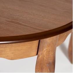 Стол раскладной ЭСМИ Secret De Maison ESMEE antique pine