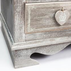 Шкаф книжный ЛИЛУ Secret De Maison Lilou