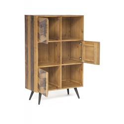 Шкаф книжный низкий ЛАРГО Secret De Maison LARGO