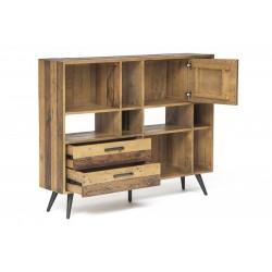 Шкаф книжный широкий ЛАРГО Secret De Maison LARGO