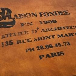 Столик-сундук КОНКОРД Secret De Maison Concord